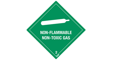 No toxic gas release